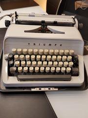 Schreibmaschine Triumph Gabriele 10