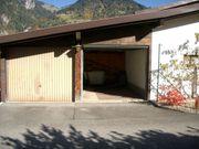 Vermiete Garage 4 35m tief