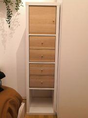 Ikea Kallax Weiß Eiche