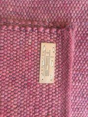 TISCA Handwebteppich aus Schurwolle