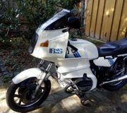 BMW R 100 RS Motorrad-Klassiker