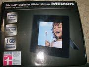 Digitaler Bilderrahmen MEDION 8