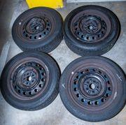 Sommerräder Dunlop 205 55R16 6