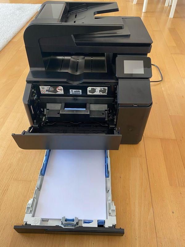 LaserJetPro 200 Color MFP M276nw