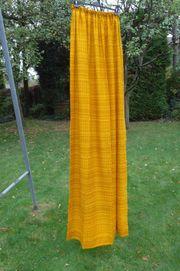 Gardine Übergardine Schal Vorhang original