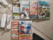 Wii komplett