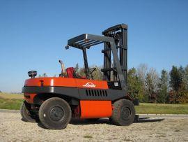 Bild 4 - Linde Diesel Stapler H70D - 7000kg - Moosburg