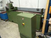 Schleifmaschine Messerschleifmaschine Fabrikat Goeckel