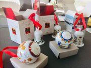 Verkaufe Original Hutschenreuther Weihnachtsglocken und
