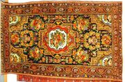 Orientteppich Faradombeh 260x161 antik T075