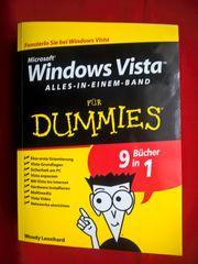 Lehrbuch WINDOWS VISTA für DUMMIES
