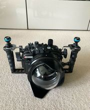 Unterwasserkameragehäuse für Sony A6400