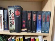 6 Dan Brown Bücher