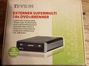 DVD Brenner Externer Supermulti