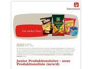 Junior Produktionsleiter - neue Produktionslinie m