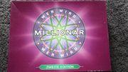 Wer wird Millionär Brettspiel zweite