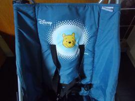 Buggys, Sportwagen - Hauck Buggy Winnie Puh Blau