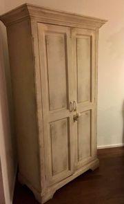 Schrank OldVintage Barock Stil Kleiderschrank