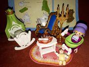 Playmobil 4254 Amme mit Babywiege
