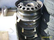 4x Stahlfelgen VW 162701