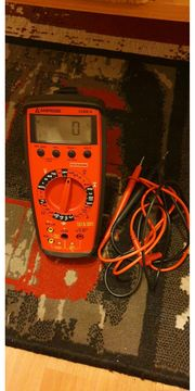 33XR-A Digital multimeter LCD 375