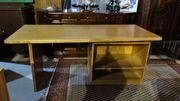 Schreibtisch Holz ZU VERSCHENKEN