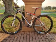 Mountainbike-Fully Cube AMS 100 HPC