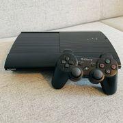 Playstation 3 500 GB inkl