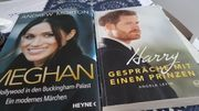 2 Bücher Maghan Harry