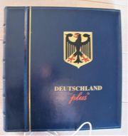 Deutschland Plus - Briefmarkenalbum 1998 1999