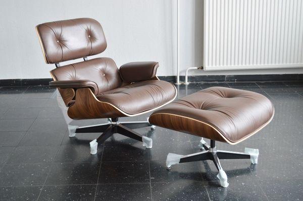 Eames Lounge Chair Ottoman NEU