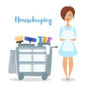 Reinigungskraft Zimmermädchen Housekeeping GESUCHT - Teilzeit