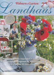 Wohnen und Garten - Landhaus - Ausgabe