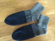 Handgestrickte Socken 39 40