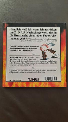 Lustiges Fröhliches Wörterbuch Feuerwehr - Tomus: Kleinanzeigen aus Schlat - Rubrik Comics, Science fiction, Fantasy, Abenteuer, Krimis, Western