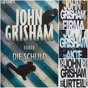 4 Taschen-Bücher vom Erfolgs-Autor JOHN