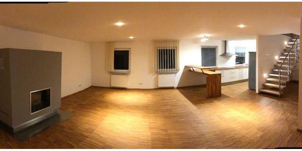 Modern 200 square meter Penthouse