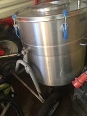 Milchtank Kühlaggregat