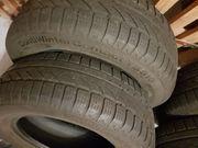 4 Alte Reifen ContiWinter Contact
