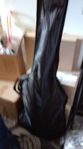 Bild 4 - Linkshänderbass Bassverstärker Behringer mit Zubehör - Östringen