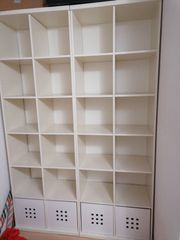 Ikea Kallax 2 Stück