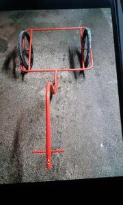 Fahrrad Anhänger Mopedanhänger