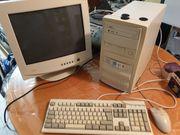 zu verschenken Computer Fuji Siemens