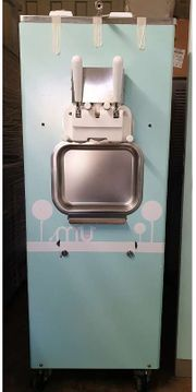 Softeis- Frozen Yoghurt Maschine von