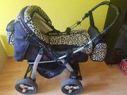 Kombi Kinderwagen der Marke BabyMarc