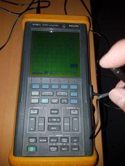 Oszilloskop Fluke Philips PM97