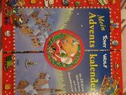 Adventkalender mit Büchlein