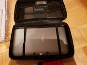 Nintendo 3DS XL silver black