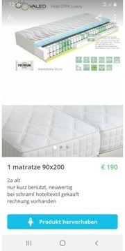 Matratze hochwertig