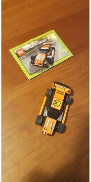LEGO RACERS 8304 Stadtrennwagen
